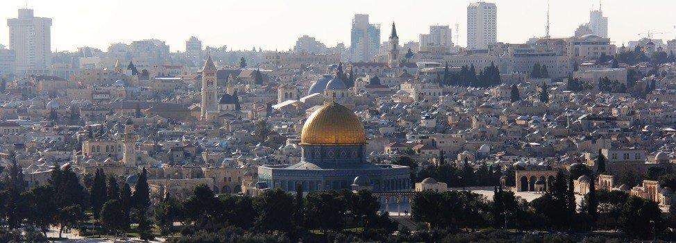 Jerusalem - Abraham Hostels Tours