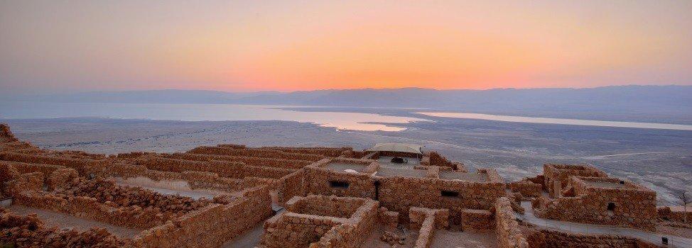 Masada Sunrise - Abraham Hostels Tours