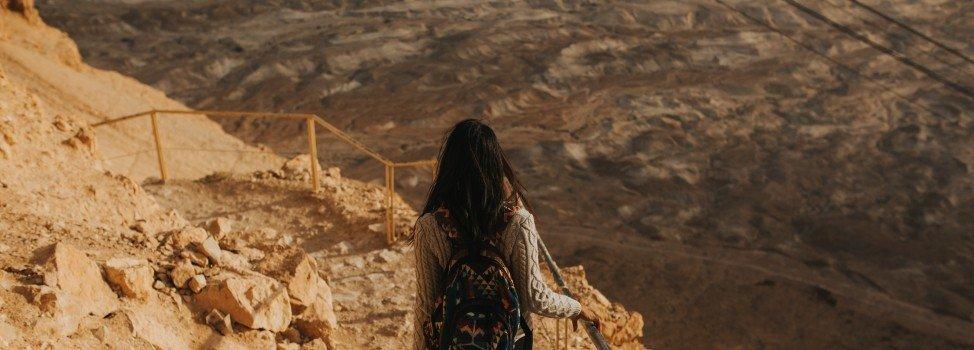 Masada Sunrise - Abraham Hostels Tours from Tel Aviv