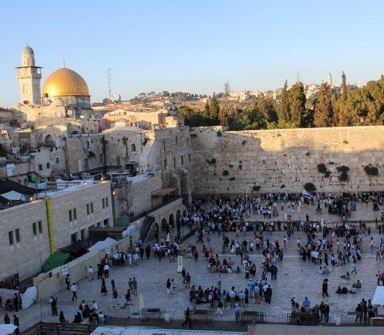 Jerusalem - Abraham Hostels Tours from Tel Aviv