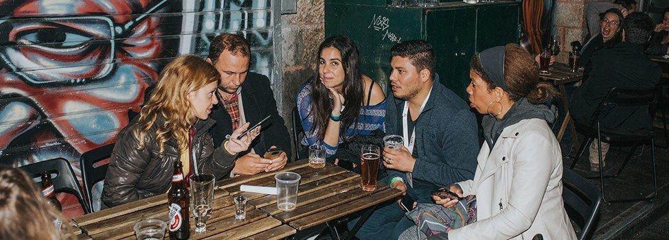 Abraham Hostel Pub Crawl Jerusalem--55