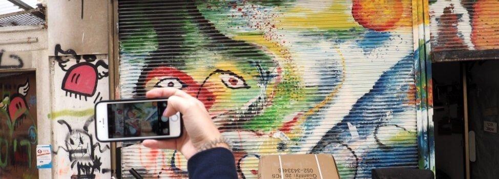 Graffiti tour tel aviv