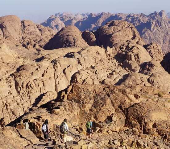 St. Catherine & Red Sea 2-Day Tour