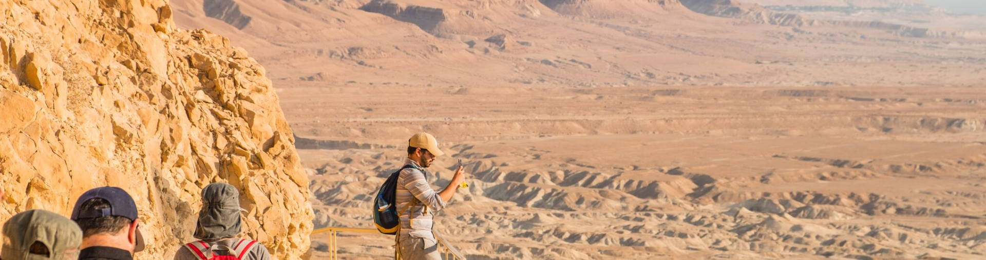 Masada, Ein Gedi & Dead Sea Tour from Tel Aviv
