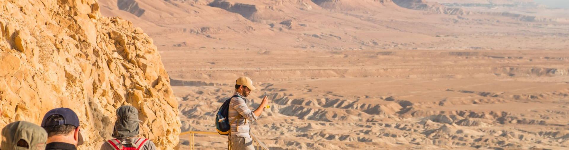 Masada, Ein Gedi & Dead Sea Tour from jerusalem