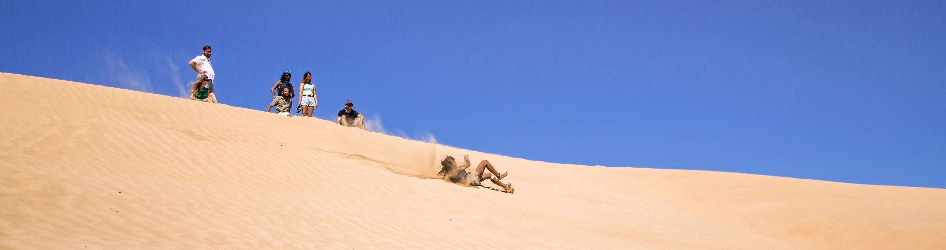Kasui Dunes