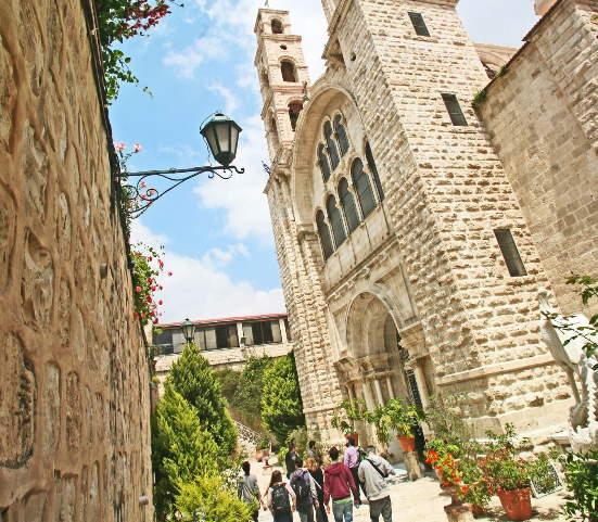 Nablus and Jenin Tour