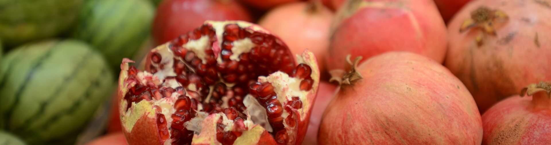 pomegranate tour
