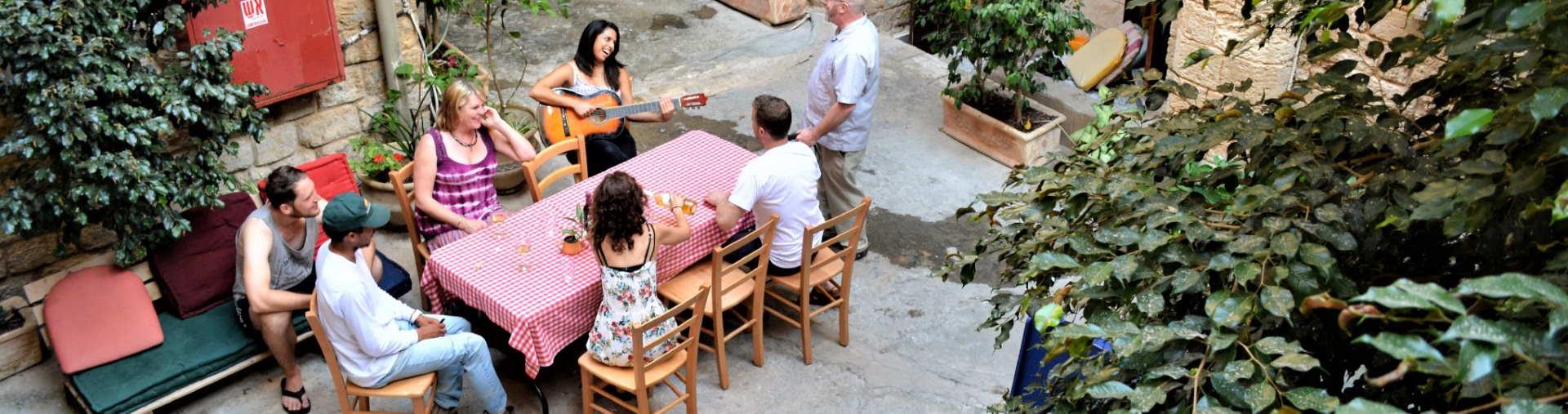 Experience Arab cuisine like a local