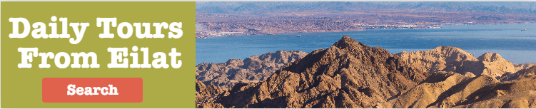 daily tours from eilat