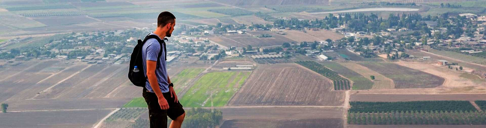 Northern Israel experience