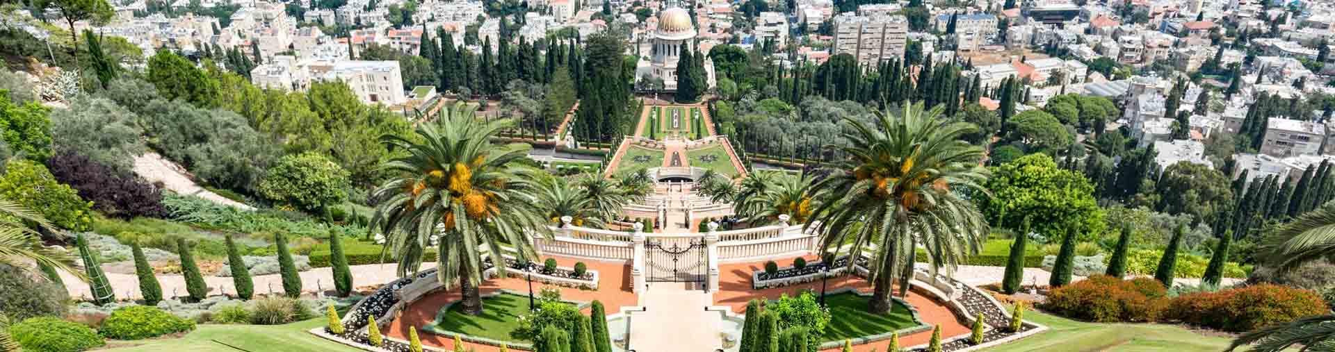 haifa bahai gardens