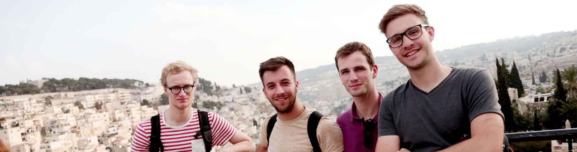 Experience Jerusalem