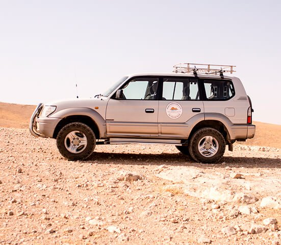 Judean Desert Jeep Tour from jerusalem