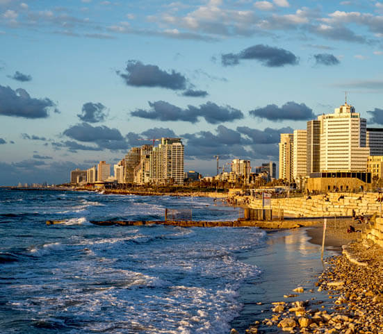 Tel Aviv & Beyond - Highlights Package